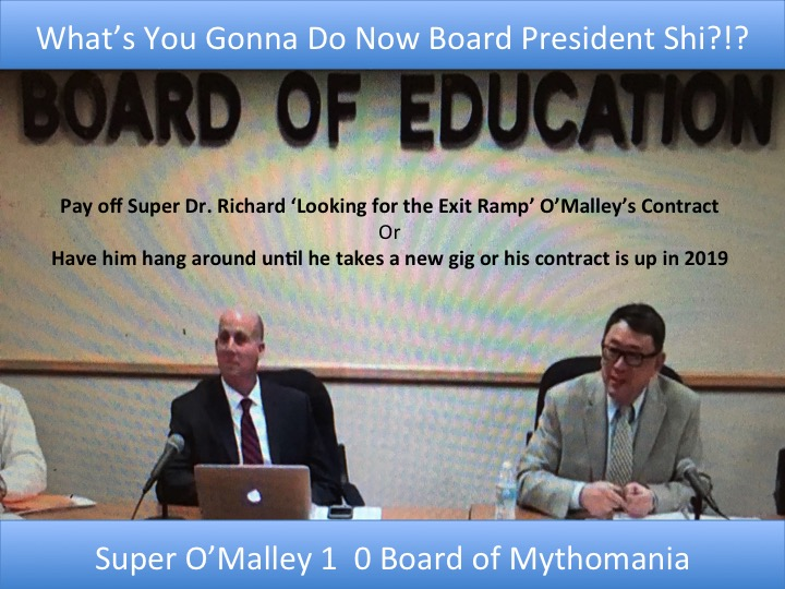 Super O'Malley 1 0 Board of Mythomania