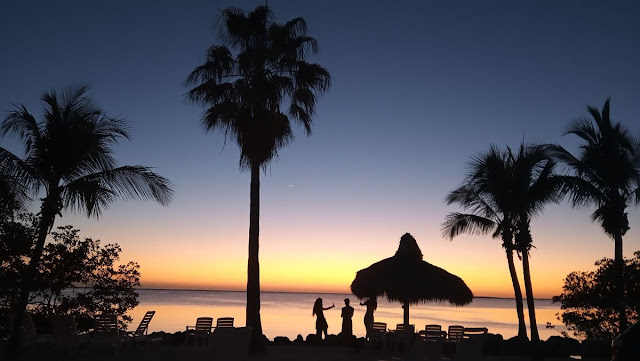 tramonto al gilbert's resort a key largo