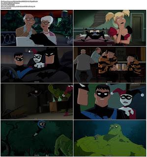 Batman and Harley Quinn 2017 WEB-DL 480p x264 200MB Movie Screenshots