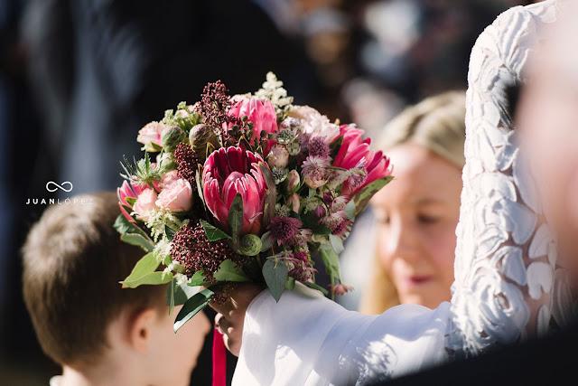 ramo de novias 2018