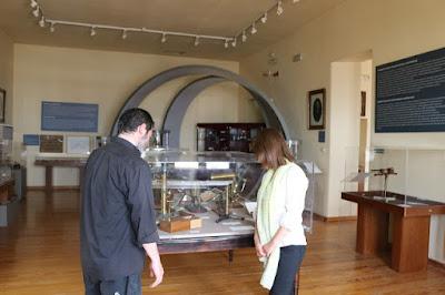 Στο Μουσείο Ιστορίας του Πανεπιστημίου Αθηνών. Συνέντευξη με την Ιστορικό Τέχνης Ειρήνη Σαββανή.