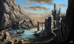 Realms of Chirak: Warlords of Lingusia X: The City Port of Yllmar