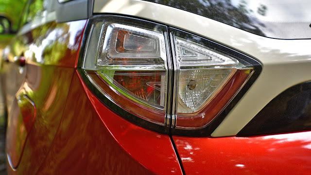 Tata Nexon SUV Taillamp