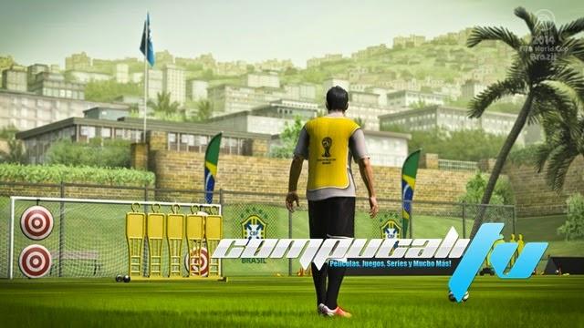 Copa Mundial de la FIFA Brasil 2014 PS3 Español Latino