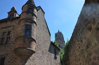 Rodez. Hôtel de Lauro
