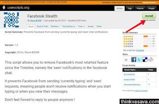 Facebook Stealth ko add kare Firefox me