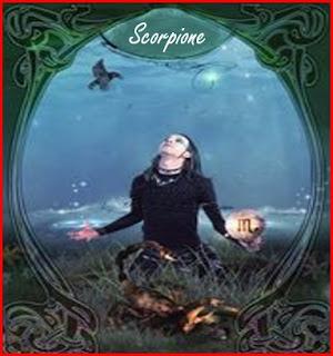 Oroscopo aprile 2016 Scorpione