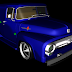 Ford F100 Furgão By Jp3D