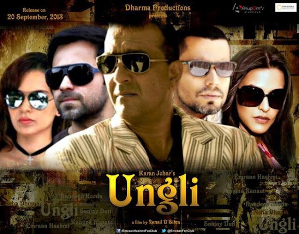 Ungli (2014) Movie Poster No. 4