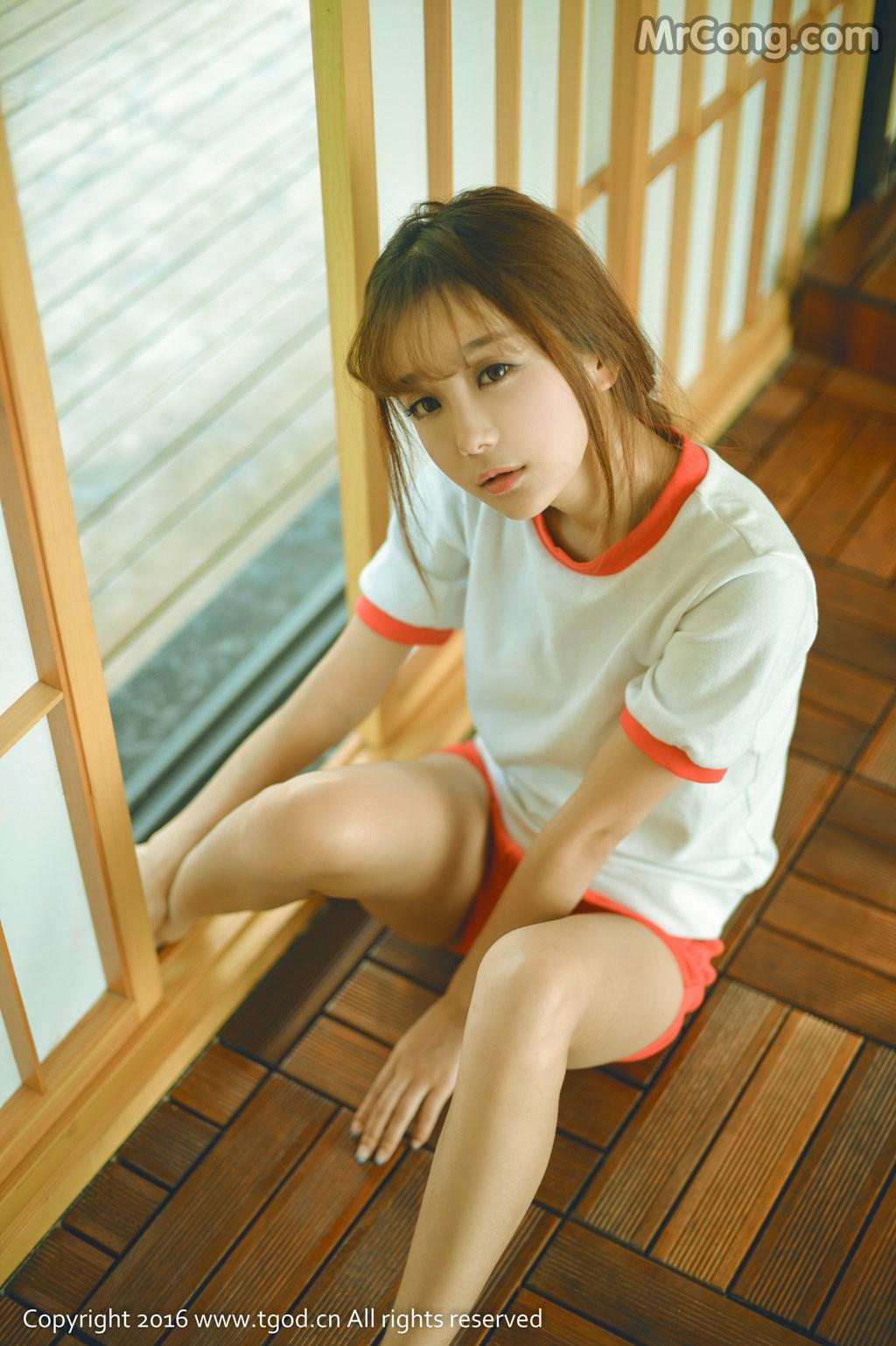 TGOD 2016-02-03: Người mẫu Xiao Jiu Vin (小九Vin) (62 ảnh)