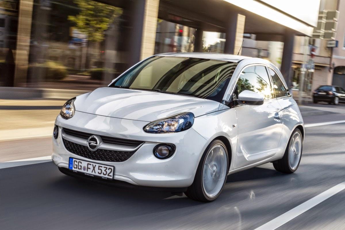 Πάνω από 100.000 Παραγγελίες για το Opel ADAM - Υπερσύγχρονο ADAM με IntelliLink infotainment και νέα γενιά βενζινοκινητήρων turbo