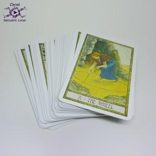 The Druid Craft Tarot - Cards