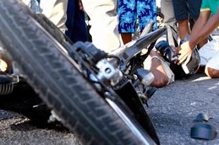 Trauma de JP recebe 28 vítimas de acidentes de moto por dia