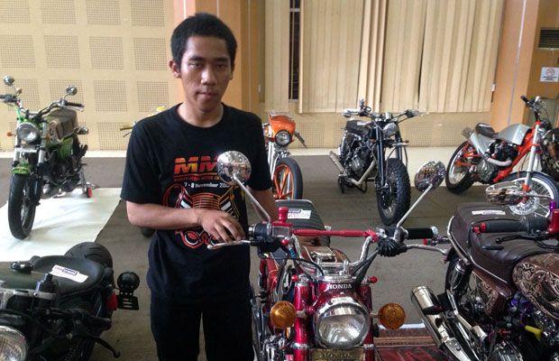 Keren 27 Modifikasi Motor Beat Di Malang