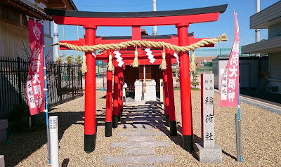 大堀八幡神社(松原市)