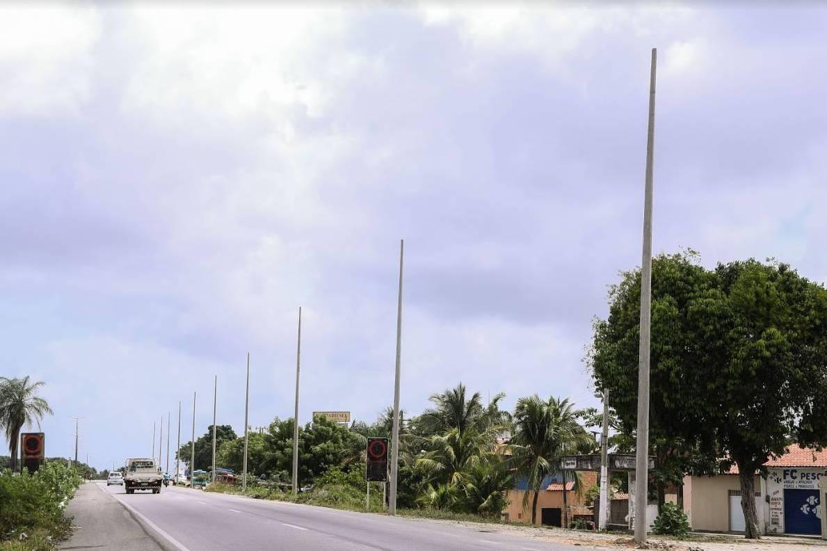 Prefeitura de Caucaia instala 488 luminárias de LED na BR-020 c306cd95d1288