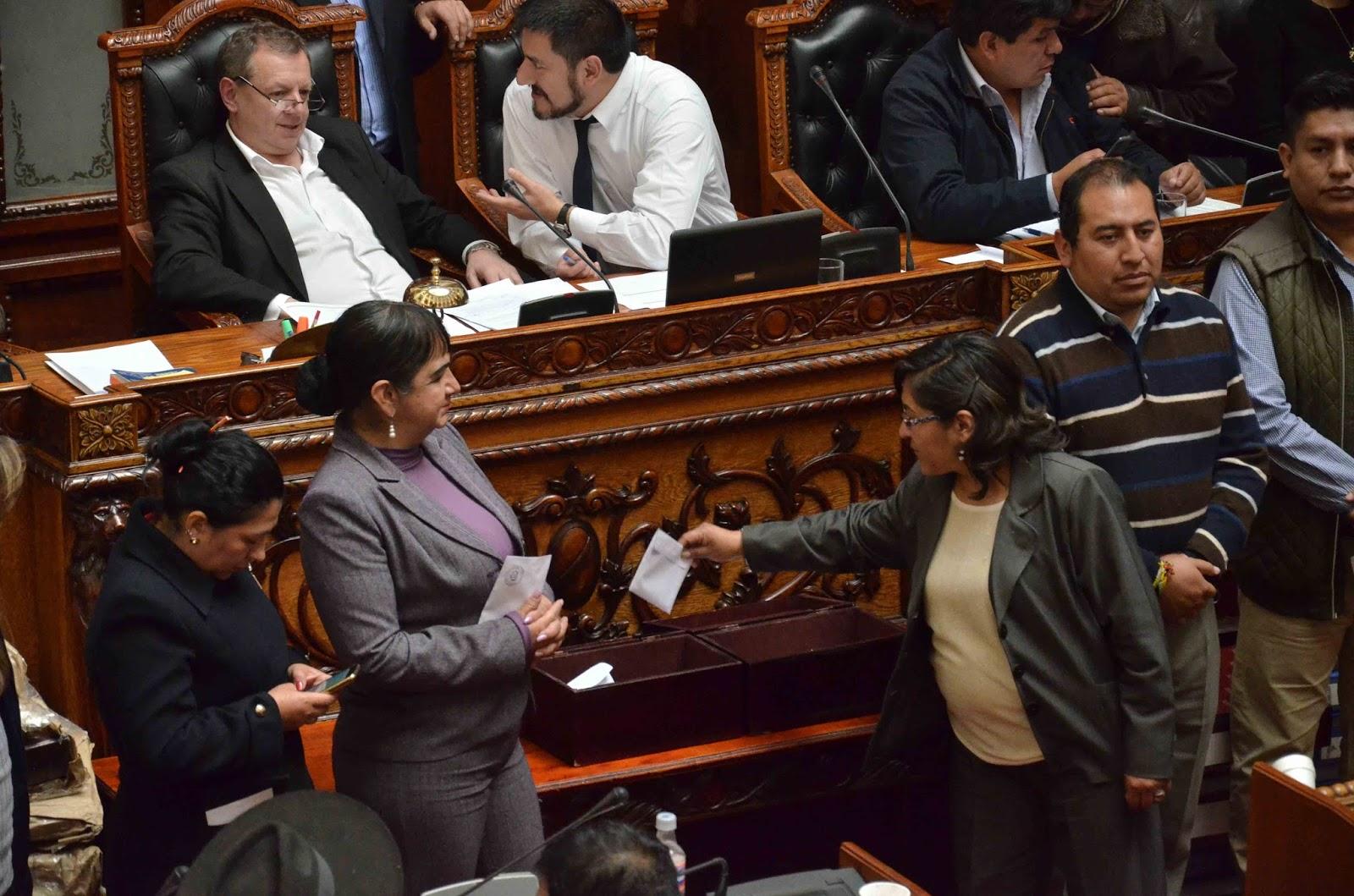 Rodillo masista impuso aquellas listas que los opositores verificaron en ánfora