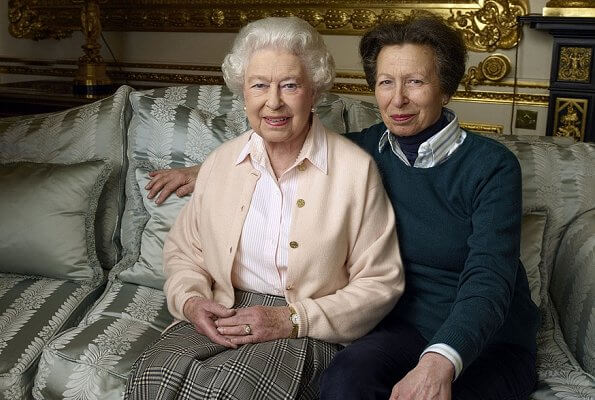 Princess Anne is the second child and only daughter of Queen Elizabeth II and Prince Philip, Duke of Edinburgh