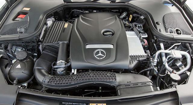 Động cơ Mercedes E300 AMG 2017 có khả năng vận hành mạnh mẽ và vượt trội