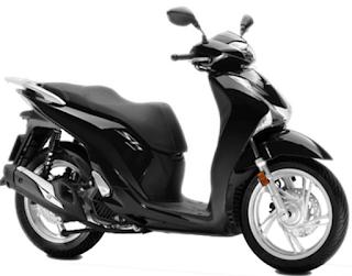 spesifikasi Dan Harga Honda sh150i