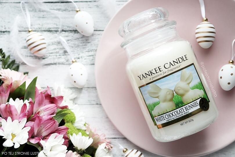yankee candle white chocolate bunnies