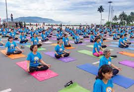 International Yoga Day essay - 300 words
