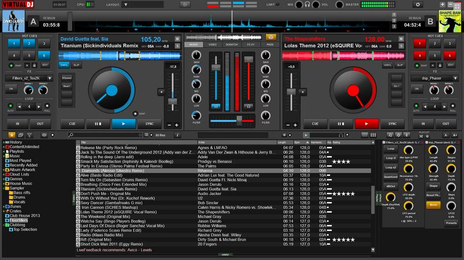 Tienda Virtual Lesttarmc Virtual Dj 8 Full Pro Gratis