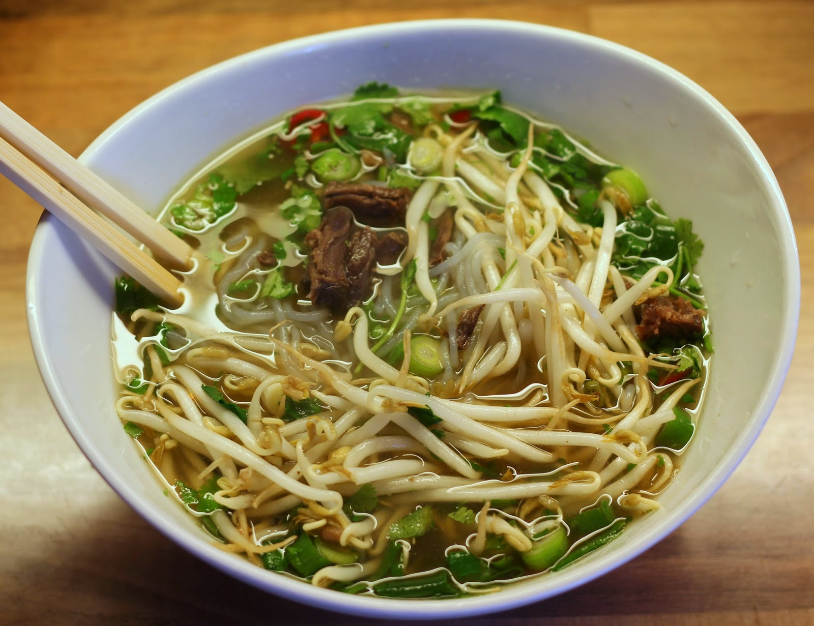 Pho Suppe Kalorien Pho - Vietnamesisk Suppe