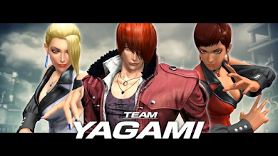 Il Team Yagami si mostra per The King Of Fighters XIV