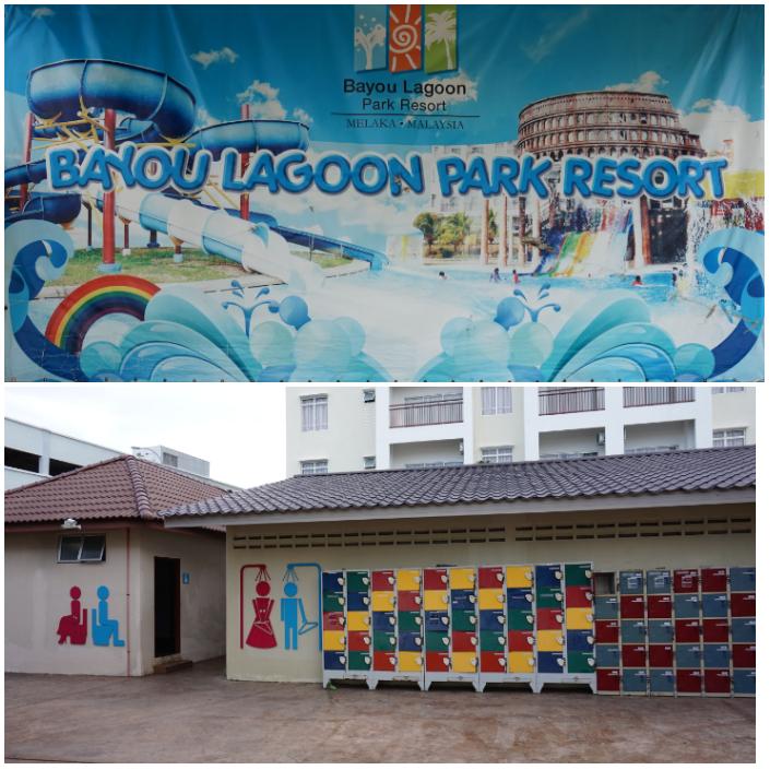 Bayou Park Apartments: Bayou Lagoon Park Resort @ Bukit Katil Melaka