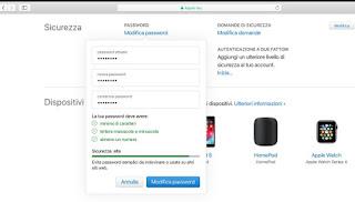 Password Apple