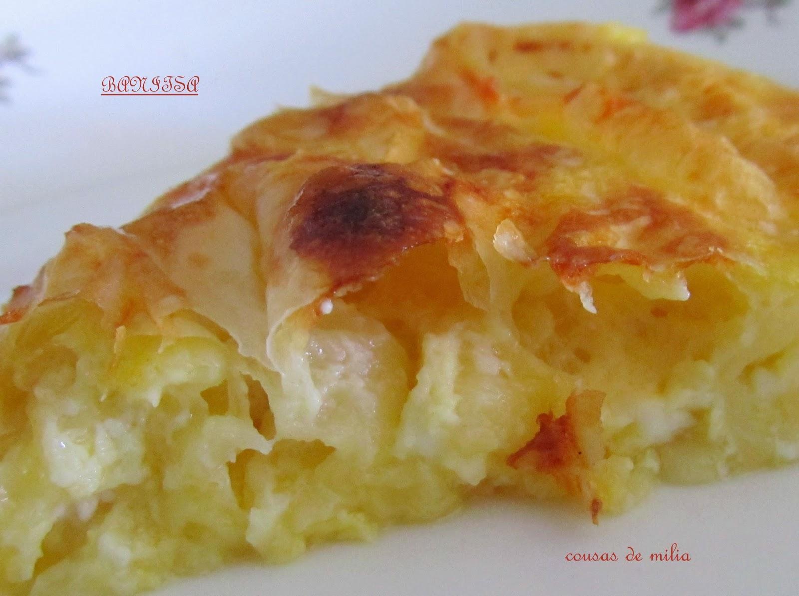 "Banitsa ""Cocinas del Mundo"""