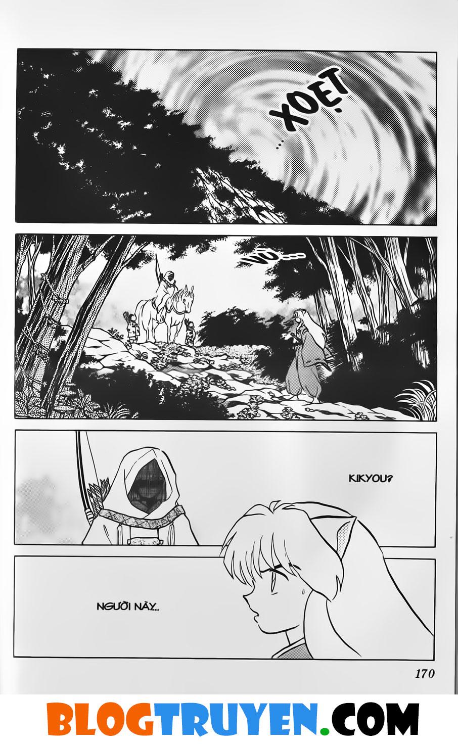 Inuyasha vol 31.10 trang 3