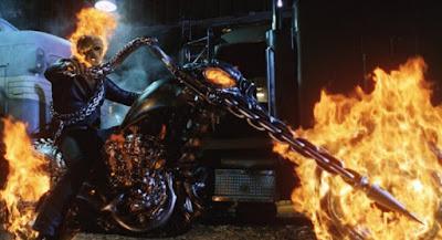 Jaket Ghost Rider Kulit Asli Harga Murah
