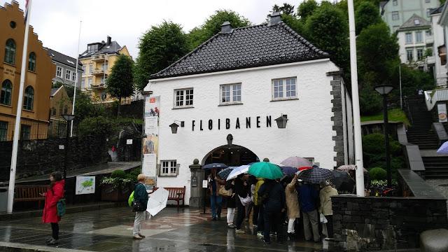 Floibanen-Bergen