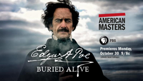 Watch: 'American Masters Edgar Allan Poe: Buried Alive' Official Trailer