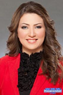 ايمان عز الدين (Iman Ezzeldin)، مذيعة مصرية