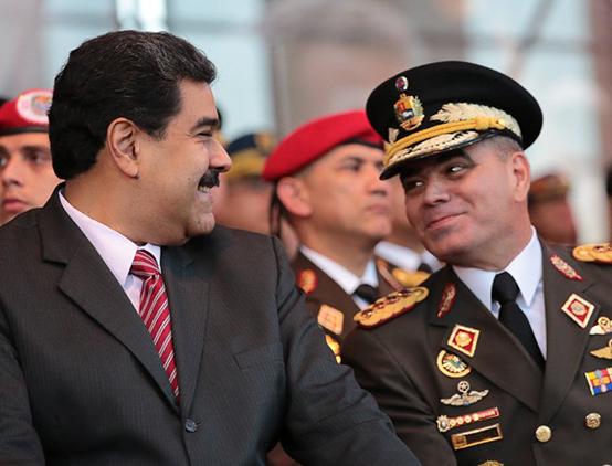 Maduro ratifica a Padrino López y sustituye a Reverol en la GNB