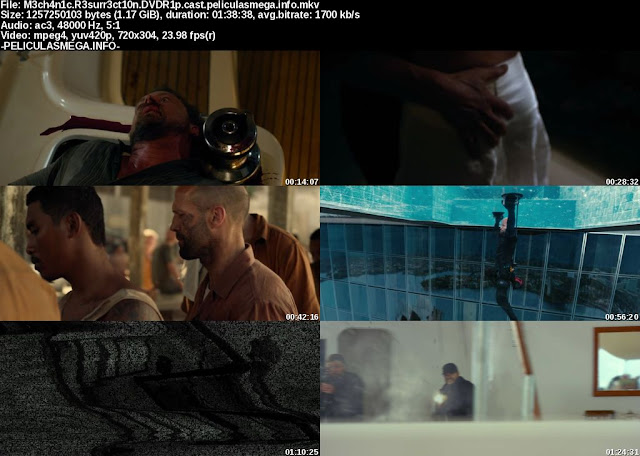 Descargar Mechanic: Resurrection Castellano por MEGA.
