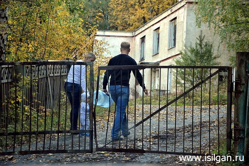Источник Сергия Радонежского. Город Новоуральск. Свердловская область