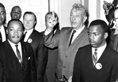 Senator Everett Dirksen (R), was also instrumental to the passage of civil rights  legislation in 1957, 1960, 1964, 1965, and 1968