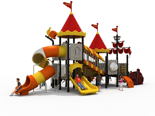 kinh doanh khu vui chơi cho trẻ em