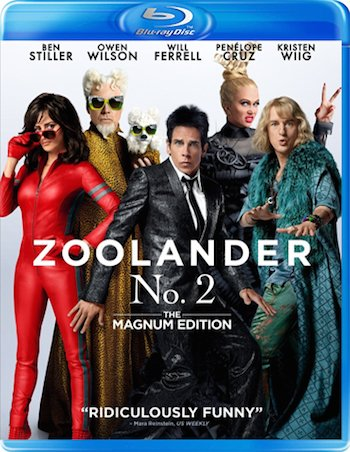 Zoolander 2 2016 English Bluray Download