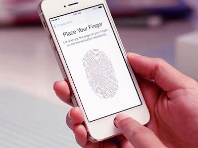 Công nghệ nhận dạng vân tay trên Iphone