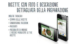 PiccoleRicette l'app per iPhone e iPad.