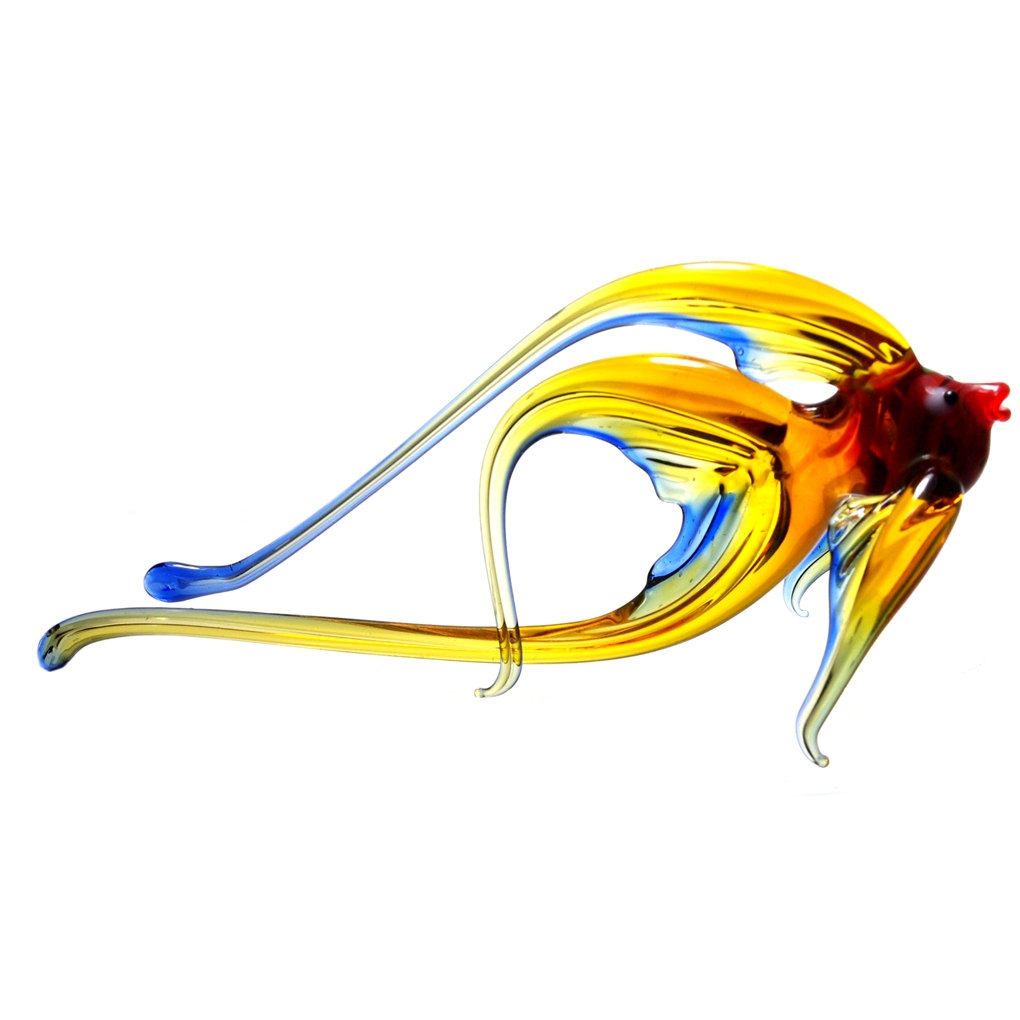 13-Goldfish-Nikita-Drachuk-Glass-Symphony-with-Lampwork-Glass-Animals-www-designstack-co