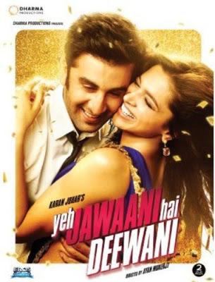 Yeh Jawaani Hai Deewani 2013 Hindi 720p BluRay Download