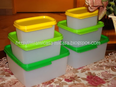 A WONDERFUL WORLD OF TUPPERWARE BRANDS: COZYNEST SET