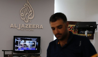 Israel seeks to silence broadcaster Al-Jazeera for 'incitement'
