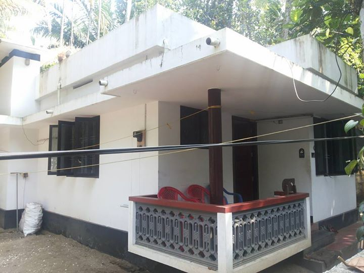 6 Cent Plot and House For Sale at North Parur, Ernakulam, Kerala